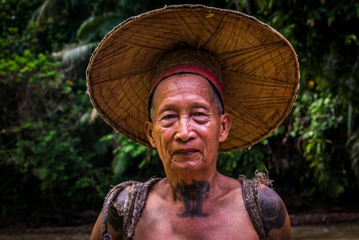 Orang Asli - Sarawak's retired headhunters