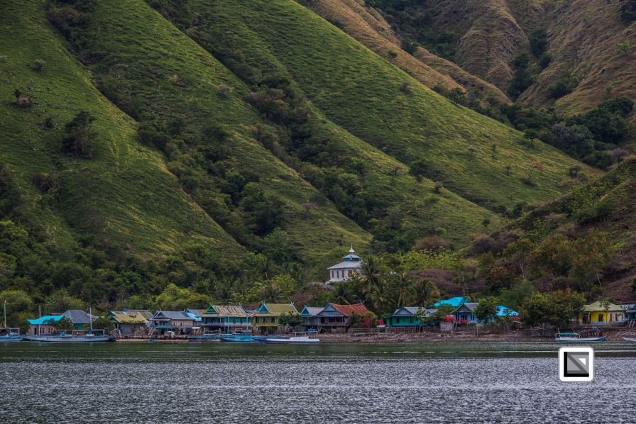 Indonesia-Flores-Komodo_Nationalpark-Rinca_Village-3