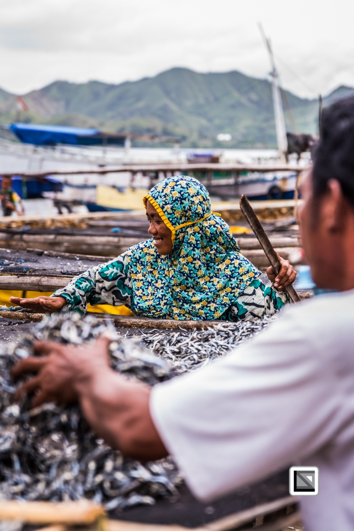 Indonesia-Flores-Komodo_Nationalpark-Rinca_Village-37-2