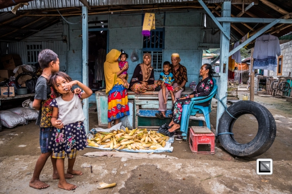 Indonesia-Flores-Komodo_Nationalpark-Rinca_Village-54