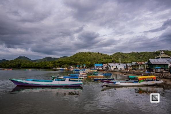 Indonesia-Flores-Komodo_Nationalpark-Rinca_Village-72