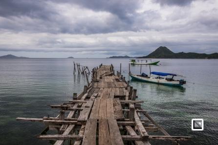 Indonesia-Flores-Komodo_Nationalpark-Rinca_Village-74