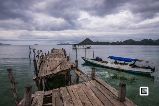 Indonesia-Flores-Komodo_Nationalpark-Rinca_Village-77