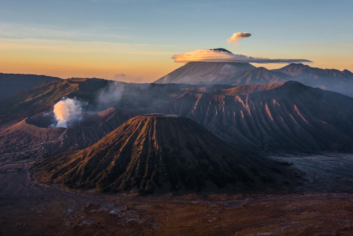 Volcanic Indonesia