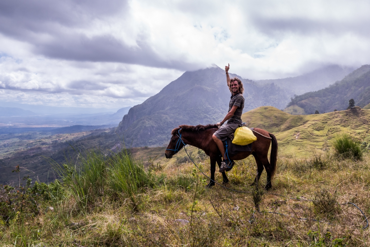 The 1 Horsepower Project - adventuring Timor-Leste's backcountry by pony